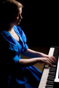 Beautiful Pianist - Windsor-Thomas Publications