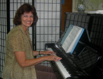 Piano woman, Deltona Florida