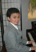 Piano boy, DeBary Florida